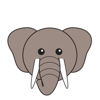 Link to animaru African Elephant