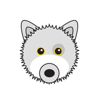 Link to animaru Arctic Wolf