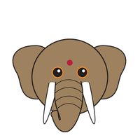 Link to animaru Asian Elephant