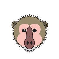 Link to animaru Baboon