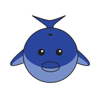 Link to animaru Blue Whale