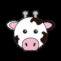 Link to animaru Friesian Cow