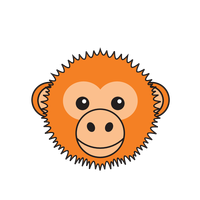 Link to animaru Orangutan
