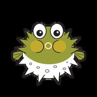 Link to animaru Pufferfish