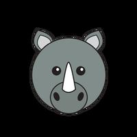 Link to animaru Rhinoceros