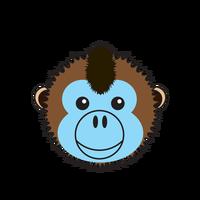 Link to animaru Snub-nosed monkey