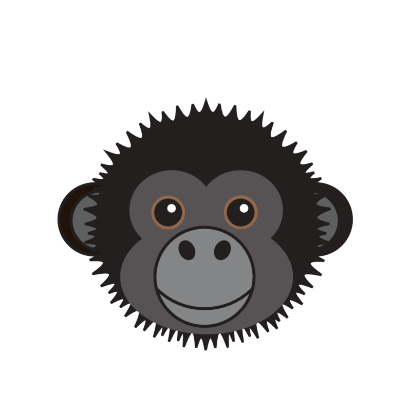 animaru Mountain Gorilla