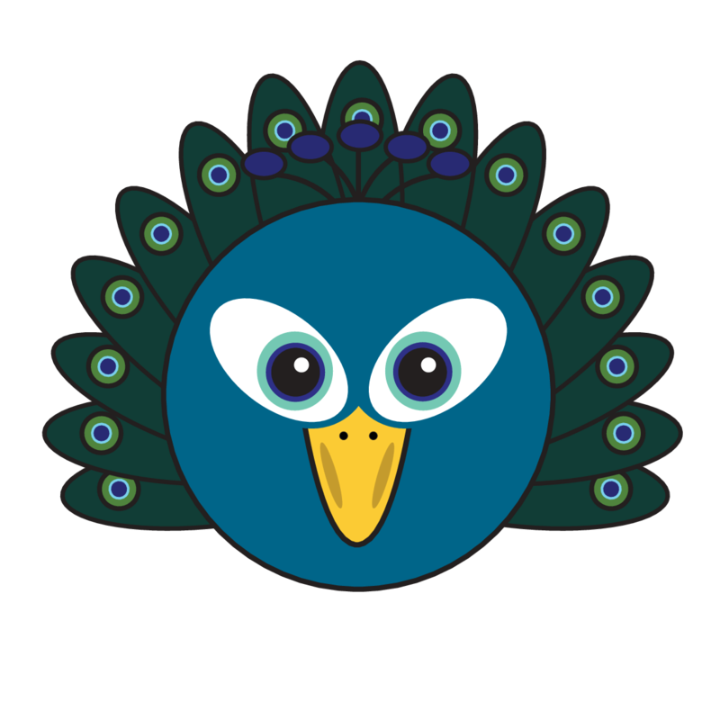 animaru Peacock