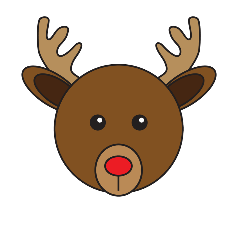 animaru Red-nosed Reindeer