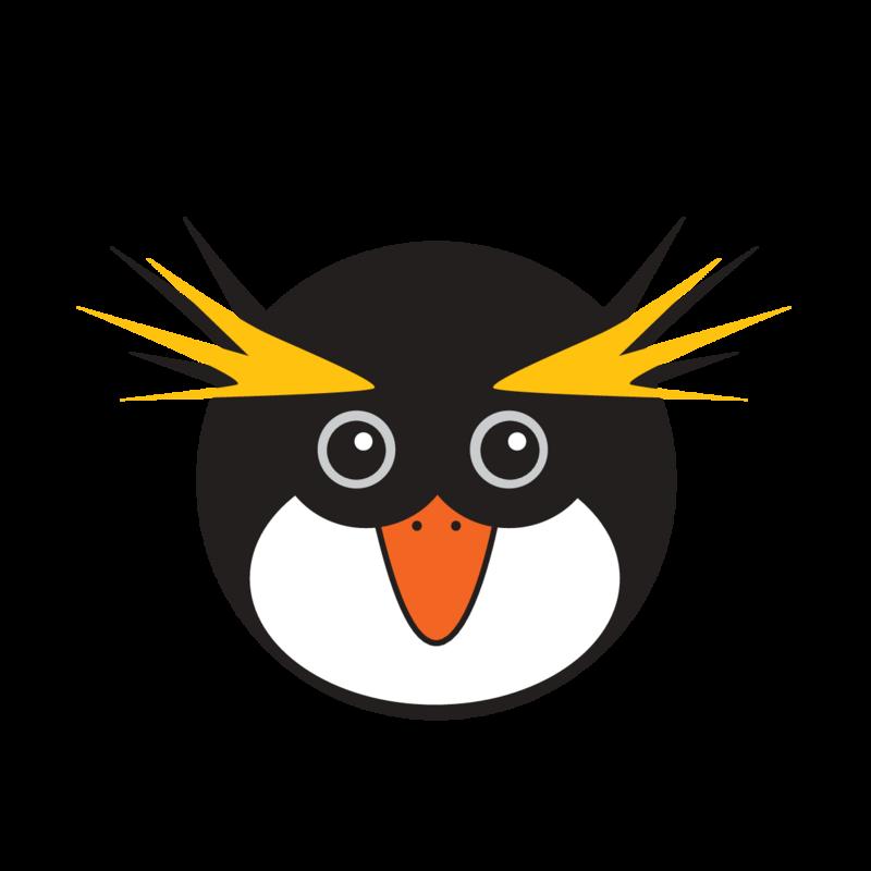 animaru Rockhopper Penguin