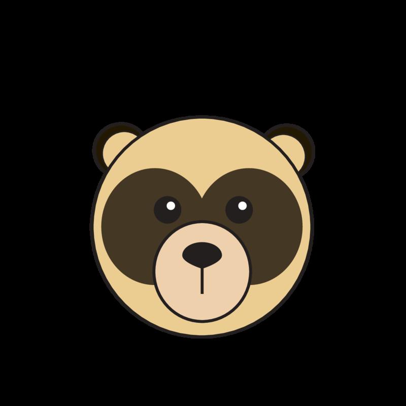 animaru Spectacled Bear