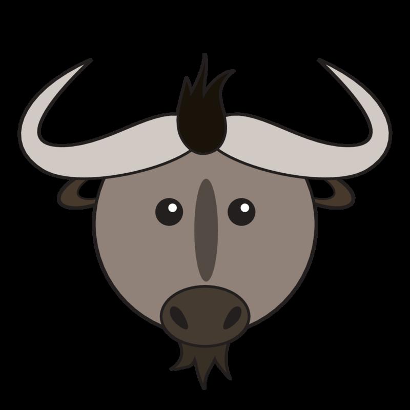 animaru Wildebeest